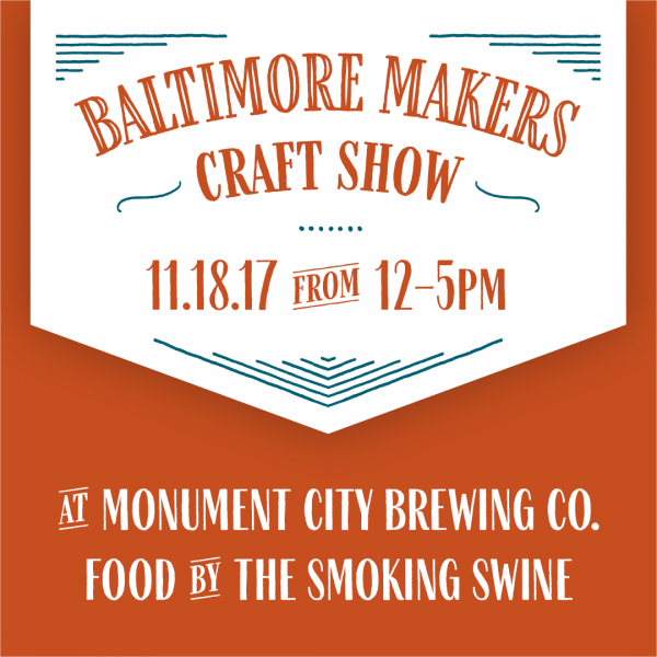 Baltimore Makers Craft Show